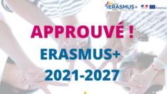 La cité scolaire est accréditée Erasmus+ pour 7 ans.